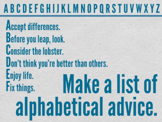writingprompt_ABC advice