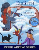 ElsBeth and the Pirate's Adventure Cover Small