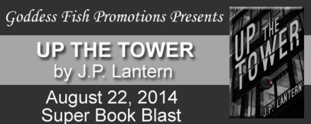 Up The Tower tour banner
