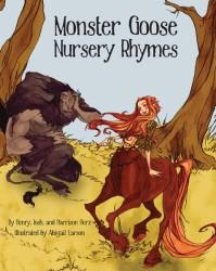 Monster Goose Nursery Rhymes cover