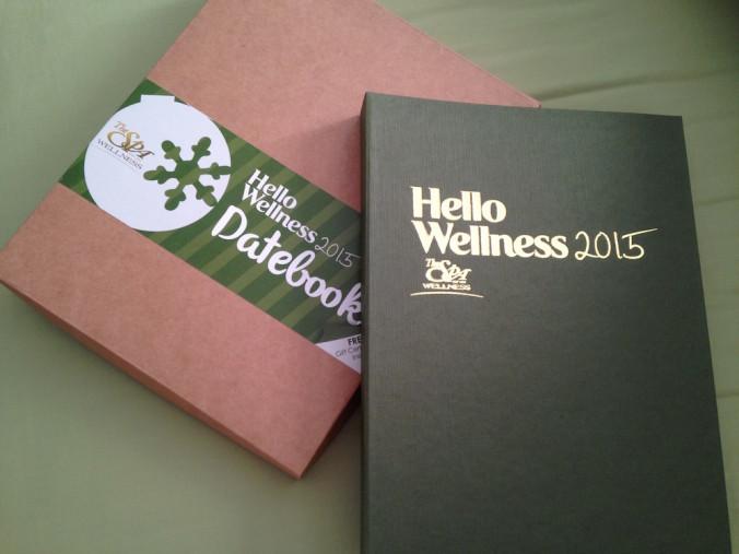 The Spa Wellness Datebook