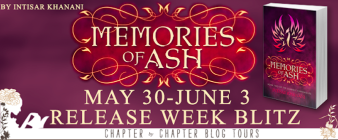 Memories of Ash Release Blitz