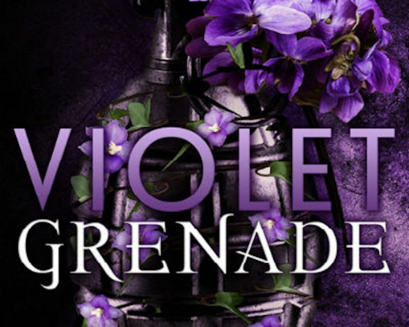 Review of Violet Grenade by Victoria Scott (plus a Giveaway!)