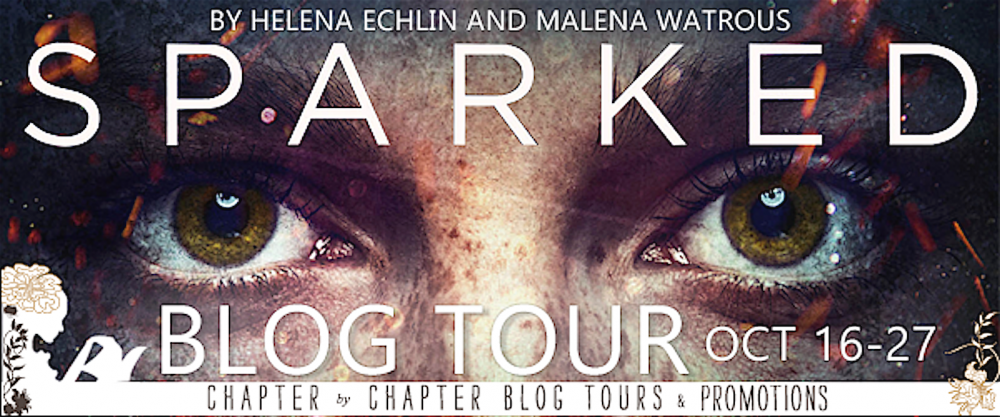 Review of Sparked by Helena Echlin and Malena Watrous (plus a Giveaway!)