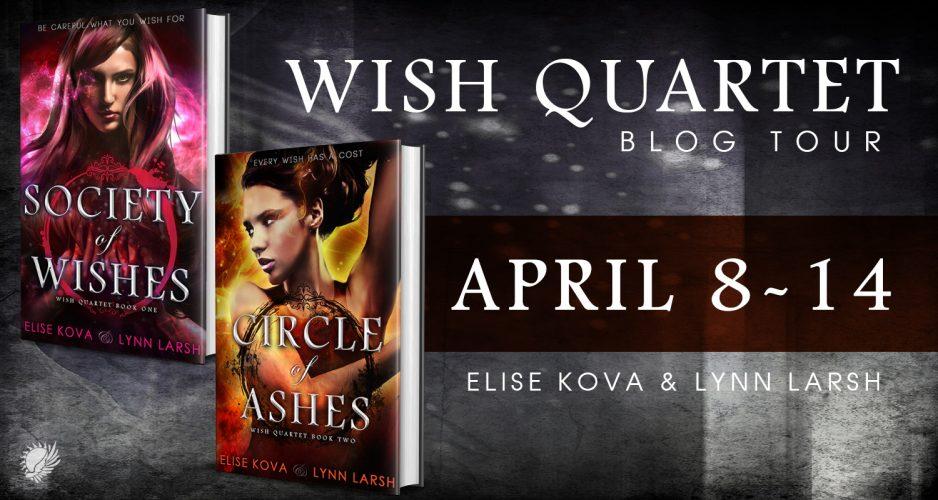 Wish Quartet Blog Tour (+Giveaway)