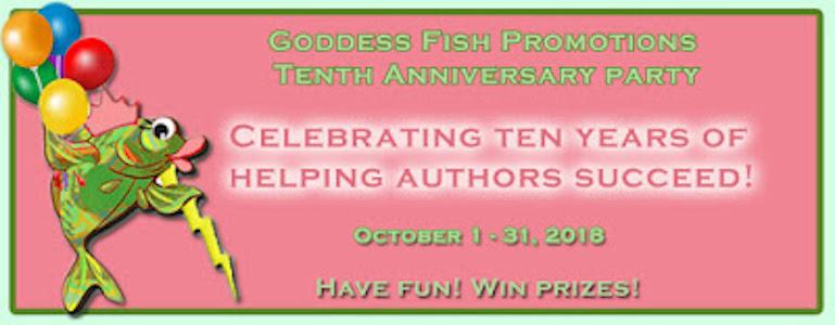 Goddess Fish Promotions 10th Anniversary Celebration