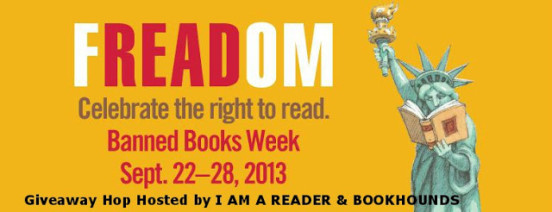 It's Banned Books Week! And We're Doing a Giveaway Hop!