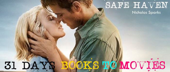 31 Days Books to Movies Safe Haven
