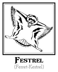 Joel Ohman Illustration, Festrel