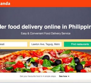 Review of Foodpanda the online food delivery service