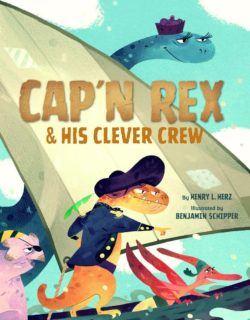 capn rex and his clever crew