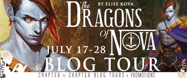 Dragons of Nova Blog Tour
