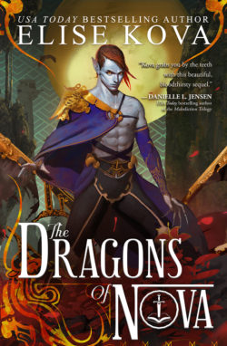 Dragons of Nova Elise Kova