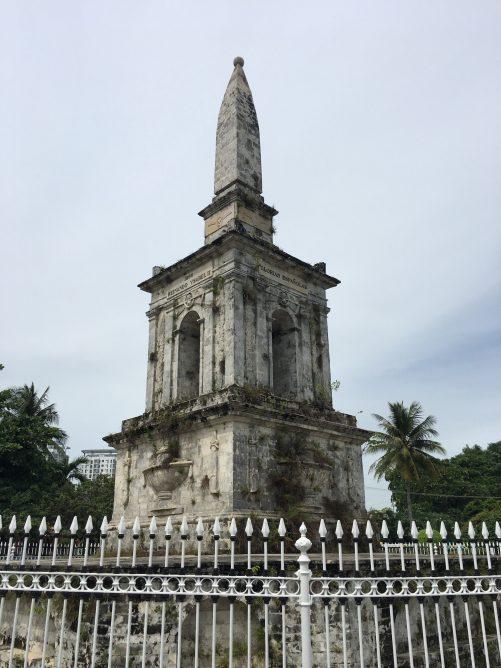 magellans monument