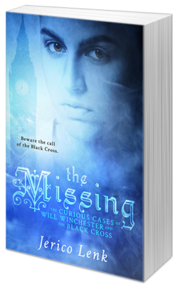 The Missing by Jerico Lenk Cover