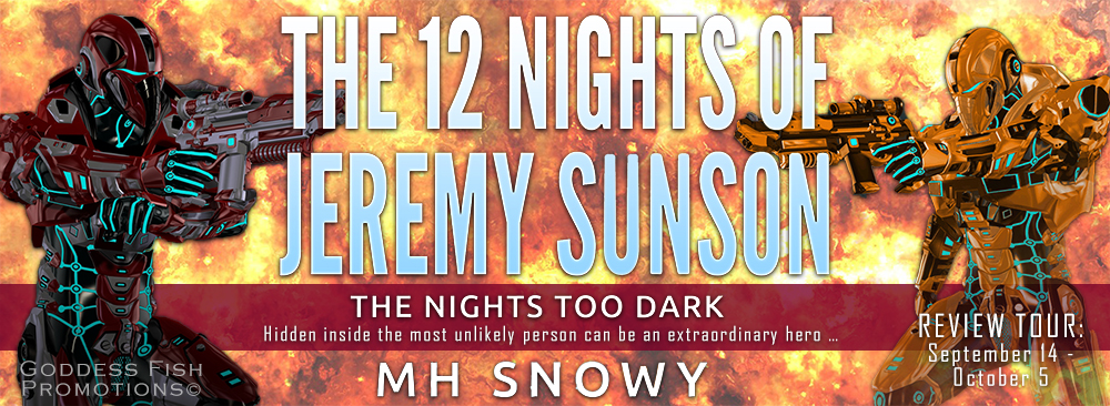 Review of The Nights Too Dark by MH Snowy (plus a Giveaway!)