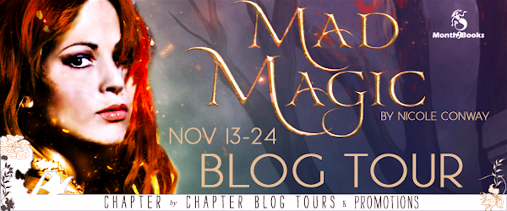 Spotlight and Giveaway: Mad Magic by Nicole Conway