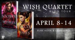 Wish Quartet Blog Tour Banner