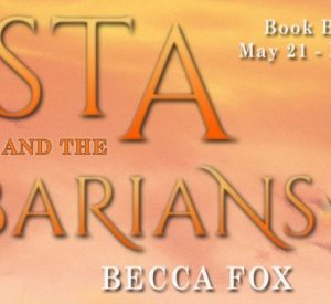 Spotlight and Giveaway: Asta and the Barbarians by Becca Fox