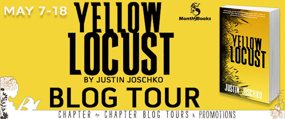 Spotlight and Giveaway: Yellow Locust by Justin Joschko