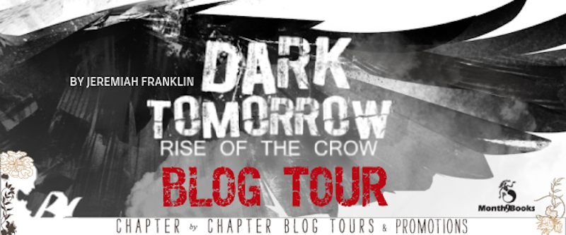 Spotlight and Giveaway: Dark Tomorrow by Jeremiah Franklin