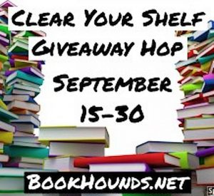Clear Your Shelf Giveaway Hop: Win a $5 Amazon GC