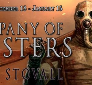 Review: A Company of Monsters by Shami Stovall (plus a $25 Giveaway!)