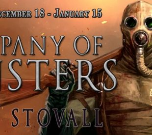 Review of A Company of Monsters by Shami Stovall (plus a $25 Giveaway!)