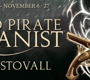 Review of Dread Pirate Arcanist (Frith Chronicles #2) by Shami Stovall (plus a Giveaway!)