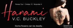 Hanami by VC Buckley Review Tour