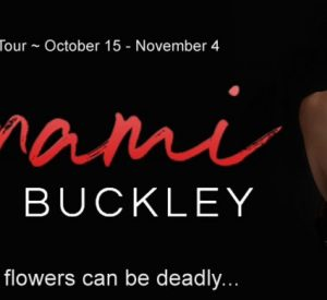 Review: Hanami (#1) and Hazakura (#2) by V.C. Buckley (plus a $10 Giveaway!)