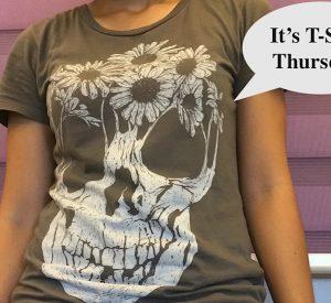 T-Shirt Thursday! Yay!