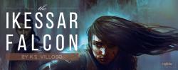 The Ikessar Falcon_Blog Tour Banner