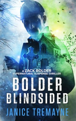 Bolder Blindsided Book Cover