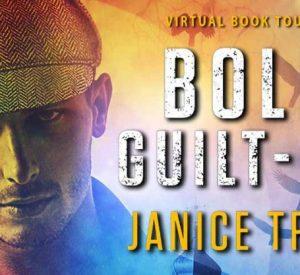 Blog Tour: Bolder Guilt-Edged by Janice Tremayne (plus an ebook giveaway)