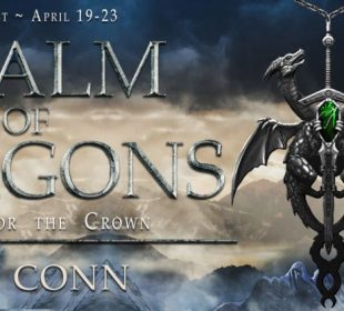 Book Blast: Realm Of Dragons, Fight For The Crown by L.C. Conn
