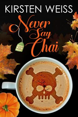Never Say Chai cover