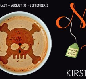 Review: Never Say Chai by Kirsten Weiss ($10 Giveaway)